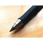 德國 Kaweco sketch up BRASS 握位橡膠 黃銅款 5.6mm 草圖速繪鉛筆(黃銅原色)