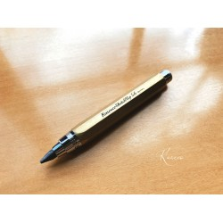 德國 Kaweco sketch up BRASS 全黃銅款 5.6mm 草圖速繪鉛筆(黃銅原色)