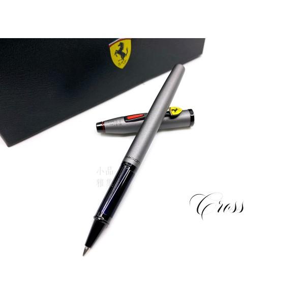 CROSS 高仕 CENTURY II 法拉利 經典世紀2系列 鋼珠筆(霧灰)