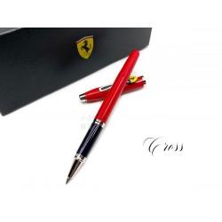 CROSS 高仕 CENTURY II 法拉利 經典世紀2系列 鋼珠筆(亮紅)