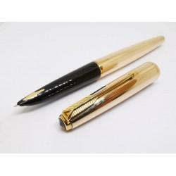 =經典二手筆 = 派克 PARKER 61 包12K金桿 鋼筆