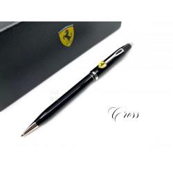 CROSS 高仕 CENTURY II 法拉利 經典世紀2系列 原子筆(亮黑)