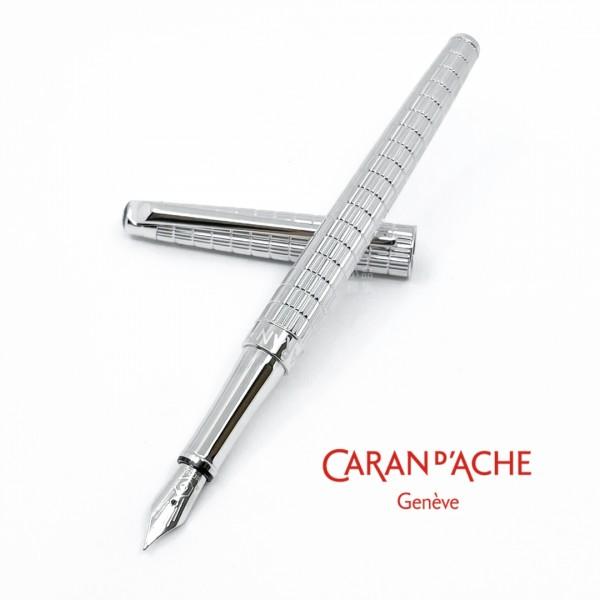 瑞士卡達Caran d'Ache Leman 利曼 18k金 鋼筆(魅力湖光)