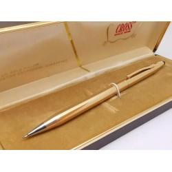 = 精美二手品 = CROSS 包14K金桿  0.5 mm 自動鉛筆