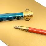德國 MONTBLANC 萬寶龍 2020年 Moctezuma Ilhuicamina 蒙特蘇馬一世致敬  限量版 4810 18K金鋼筆