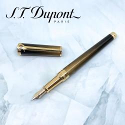 法國 S.T. DUPONT 都彭 SWORD系列 黃金 鋼筆