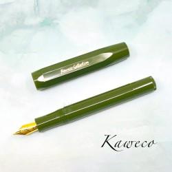 德國 Kaweco sport 鋼筆 2021 特別版( Dark Olive 橄欖綠)