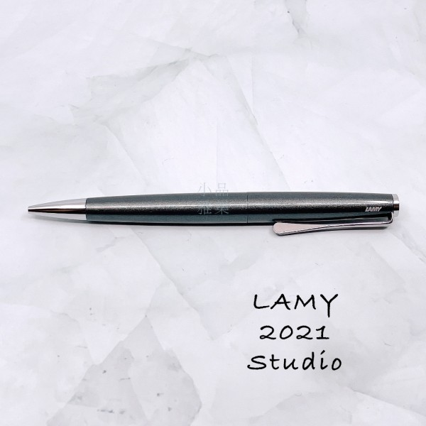 德國 Lamy Studio系列 2021限定色 269 Black Forest 黑森林 原子筆