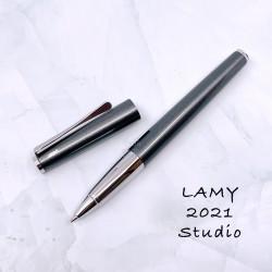 德國 Lamy Studio系列 2021限定色 369 Black Forest 黑森林 鋼珠筆