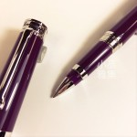 義大利Montegrappa萬特佳 PAROLA 系列鋼珠筆(紫色)