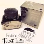 德國 Pelikan 百利金 4001 Fount India 30ml 檔案墨水