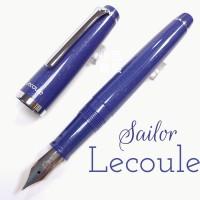 日本 Sailor 寫樂 Lecoule寶石系列(青金石)