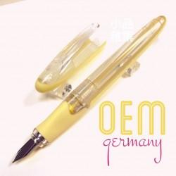 德國 OEM 色彩鋼筆(深黃色)