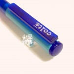 日本 COLTE 國民鋼筆+10色卡式墨水(藍色)