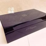 法國 S.T. DUPONT 都彭 ATELIER  1953 CHINESE LACQUER & GOLD 14K鋼筆(紫色)