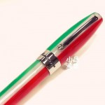 義大利 Montegrappa 萬特佳 Tricolore 三色系列 鋼珠筆