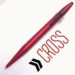 Cross 高仕 原子筆 筆尾附加觸控筆款(紅色)