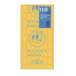 日本 MIDORI TRAVELER'S notebook #010 雙面膠