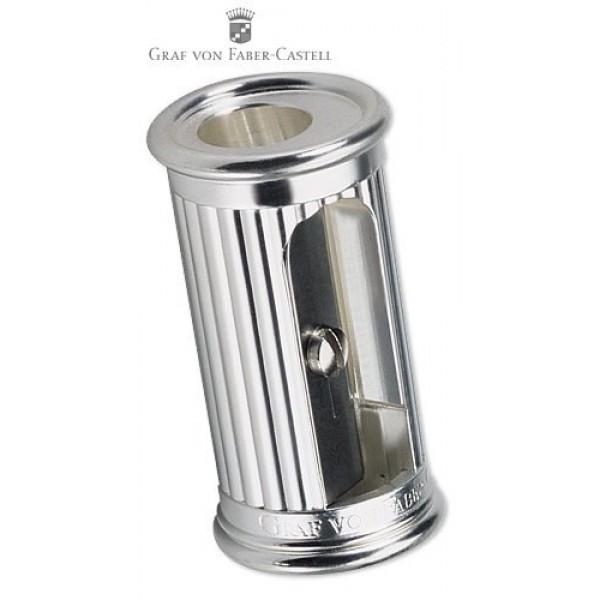 德國 Graf von Faber-Castell 鍍白金削筆器