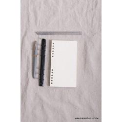 iPaper 六孔共用活頁紙 聖經版本 Personal 款空白內頁(UCCU Paper)