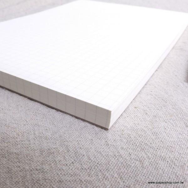 【iPaper】UCCU Paper A4 size 100 張 雙面淺紫色格子