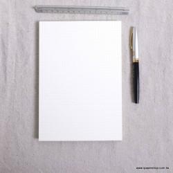 【iPaper】UCCU Paper A5 size 100 張 雙面淺紫色格子