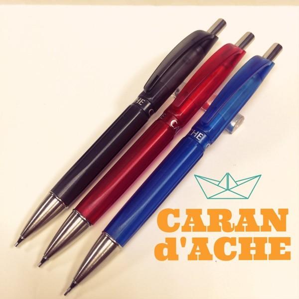 瑞士 Caran d'Ache 卡達 0.7mm 自動鉛筆