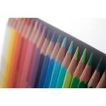 瑞士 CARAN D'ACHE (CDA) 卡達 100ANS 限量版 Prismalo 水性色鉛筆(25色)